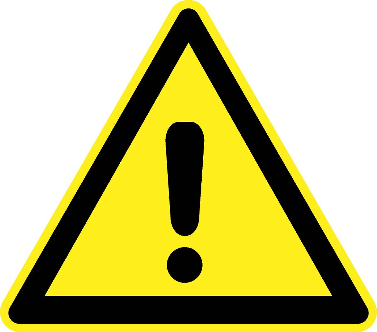 Placa De Sinalização De Alerta De Materiais Perigosos - R$ 11,95 ...