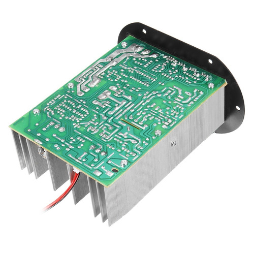 placa de som amplificada 220w mp3/bluetooth/usb/110-220v 12v