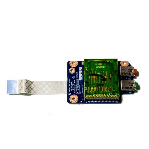 placa de som audio cartão lenovo g460 20041 niwe1 ls-5753p