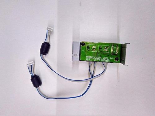 placa de som e usb monitor 2263uw samsung