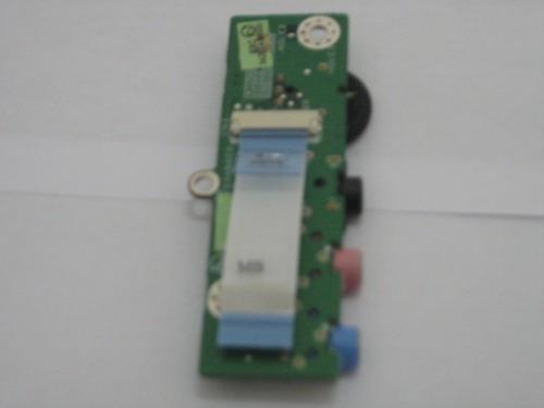 placa de som notebook acer 4220 / 4520 com cabo flat