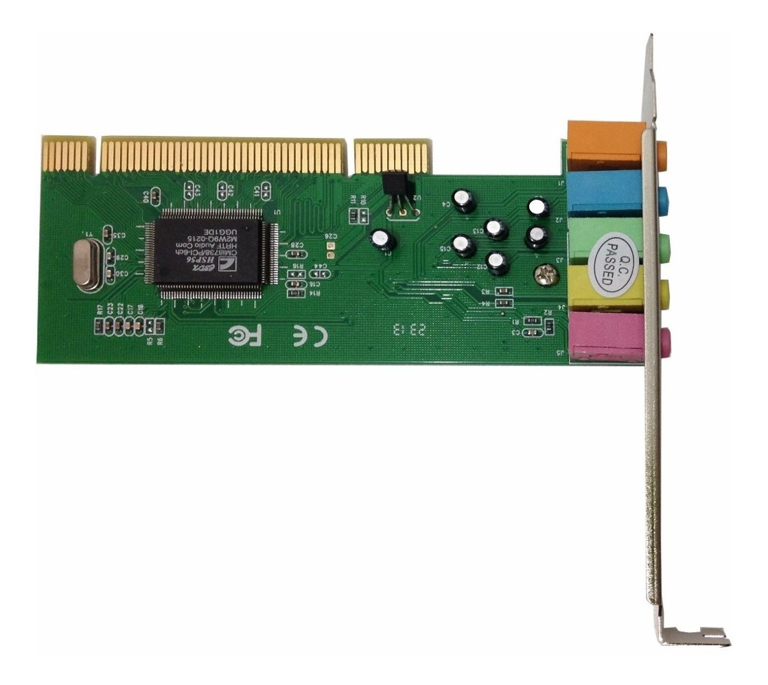 HSP56 CMI8738 PCI HRTF AUDIO DRIVERS (2019)
