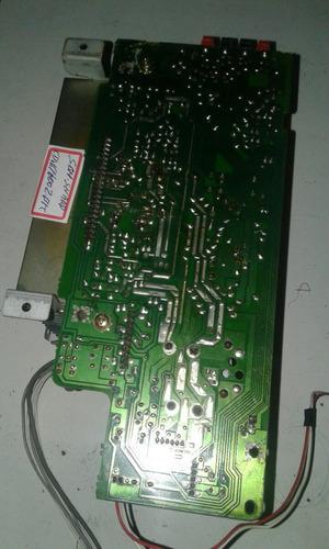 placa de som sharp cd k1600bk