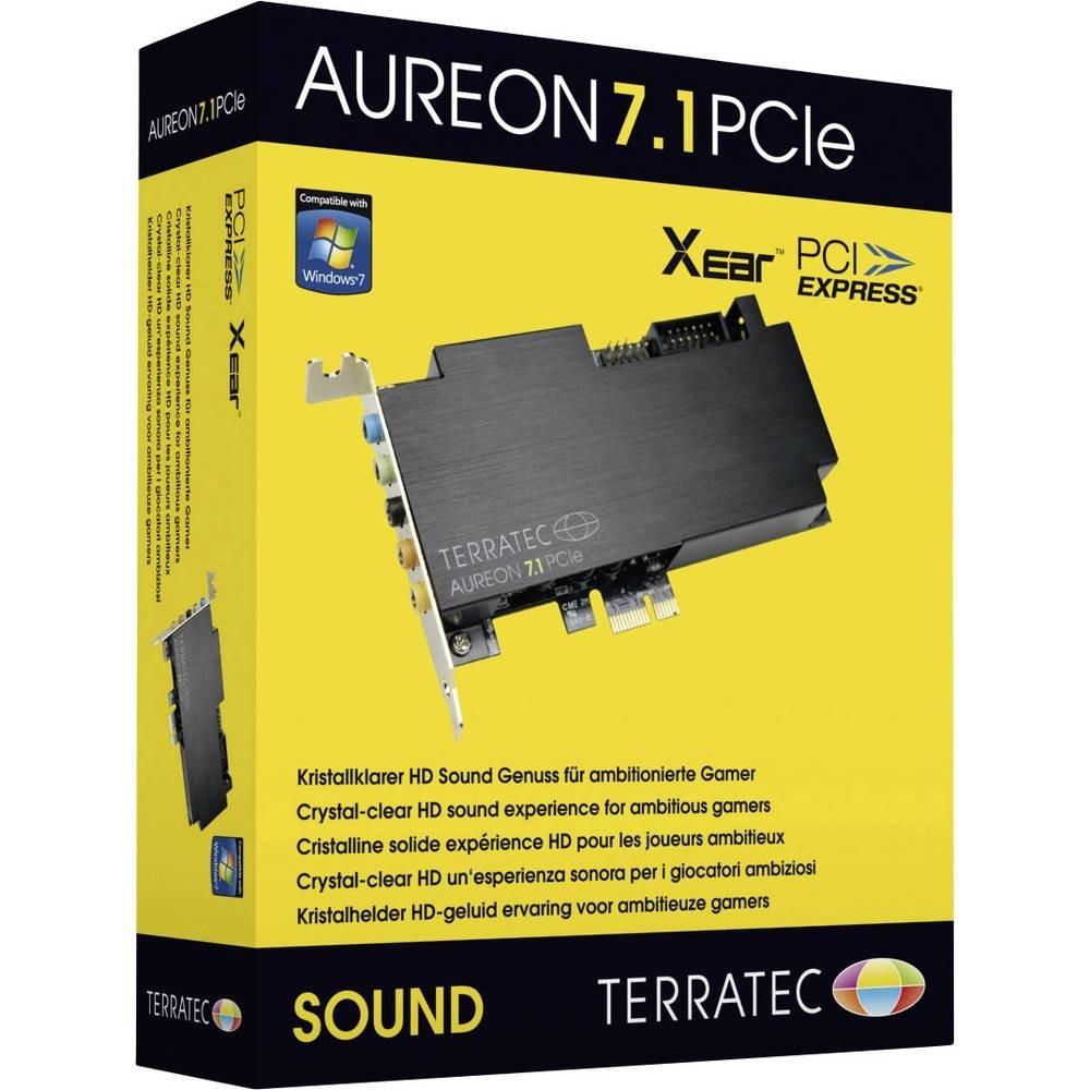 TERRATEC AUREON 7.1 PCIE SOUND CARD DRIVERS FOR PC