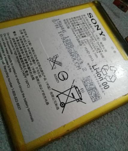 placa de soni m4 aqua imei original,  batería original,