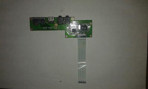 placa de sonido notebook xvision nx-5110 en desarme