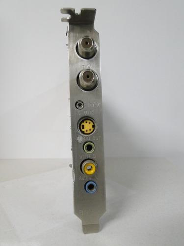 placa de tv pixelview tv-tuner bt878p+fm+controle+sensor