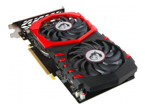placa de video 4gb gtx 1050 ti msi gaming x - cuotas