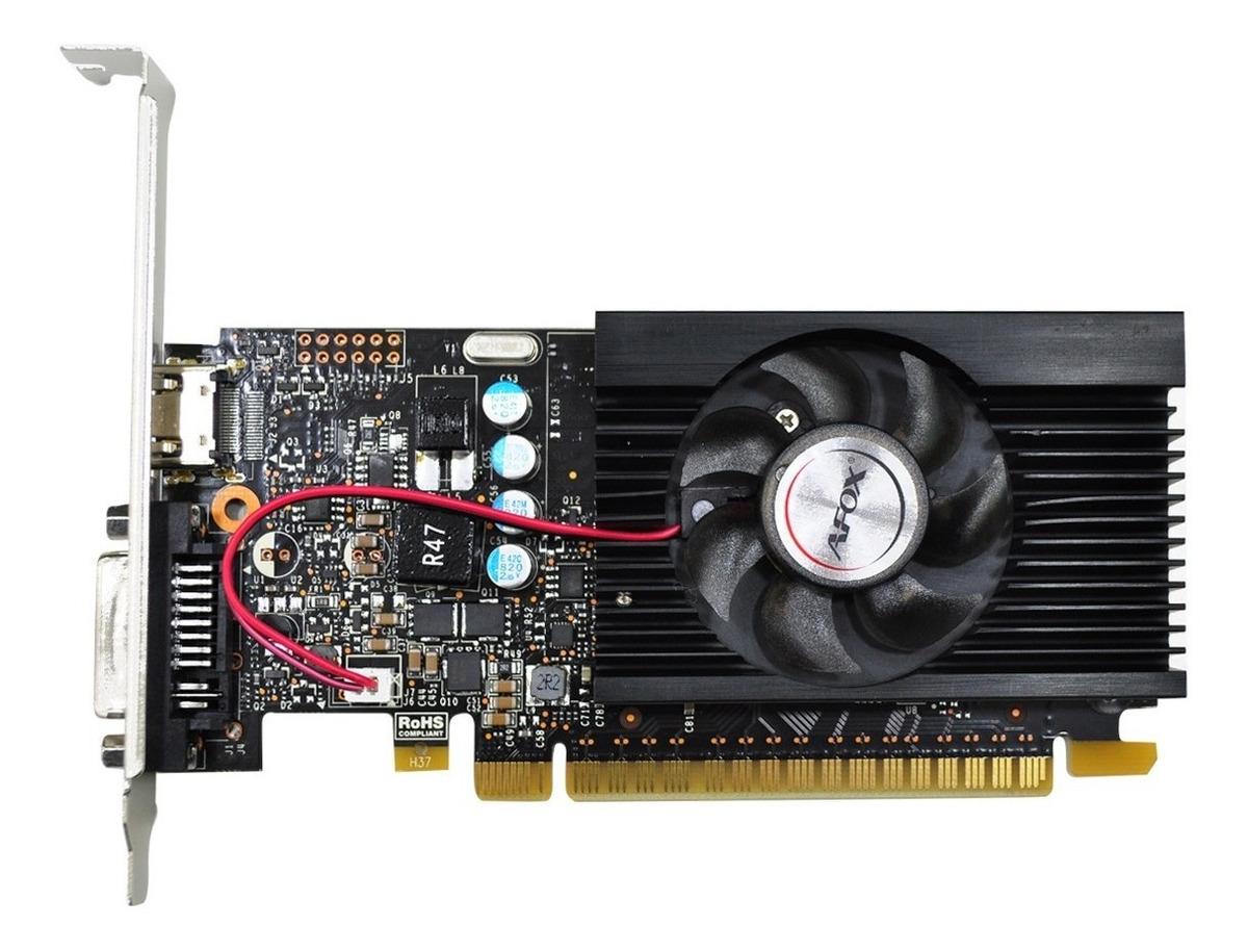 TARJETA VIDEO AFOX GT1030 2GB DDR5