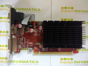 Placa De Vídeo Amd Power Radeon R5 230 2gb Ddr3 650m 64bits