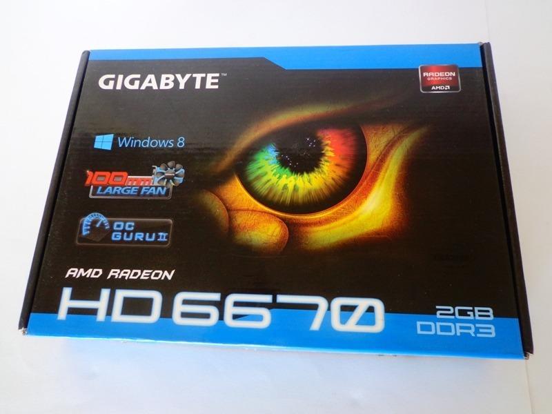 DOWNLOAD DRIVERS: GIGABYTE HD 6670
