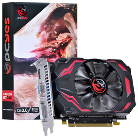 Placa De Video Amd Radeon R7 240 2gb Gddr5 128 Bits Gaming
