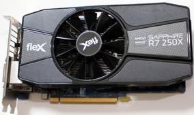 Amd Radeon R7 200 Series 1gb - Componentes para PC no