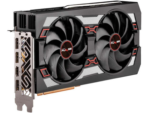 placa de video amd sapphire pulse rx 5600 xt 6gb gddr6 box