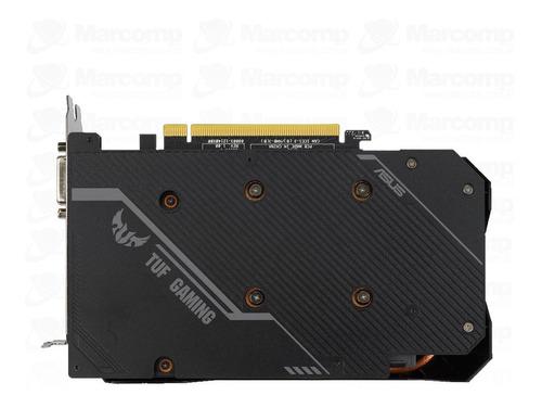 placa de video asus tuf gtx 1650s super 4gb ddr6 oc edition
