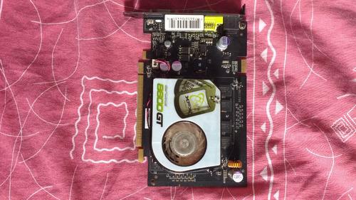 placa de video ati x1650 pro + nvidia geforce 8600gt