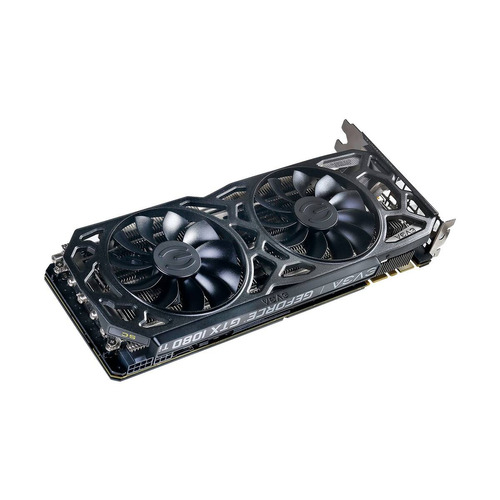 placa de video evga geforce gtx 1080 ti 11gb sc black editio