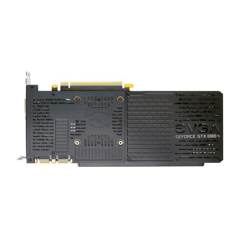 placa de video evga geforce gtx 1080 ti 11gb sc black editio