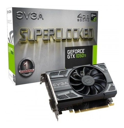 placa de video evga gtx 1050ti sc 4gb