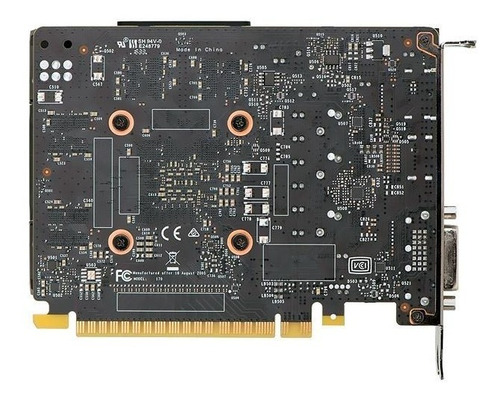 placa de vídeo evga nvidia geforce gtx1050ti 4gb gddr5