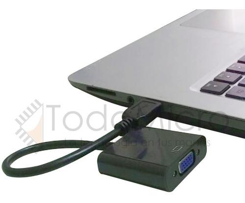 placa de video externa  usb3.0 a vga gtia multiple pantallas