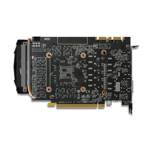 placa de vídeo geforce gtx 1070 mini 8gb gddr5 256bits zotac