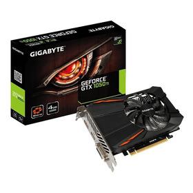 Placa De Vídeo Gigabyte Geforce Nvidia Gtx 1050ti 4gb C/ Nf