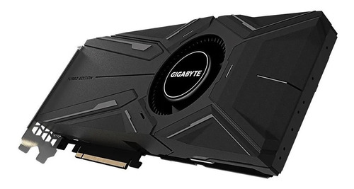 placa de video gigabyte geforce rtx 2080ti turbo oc 11gb