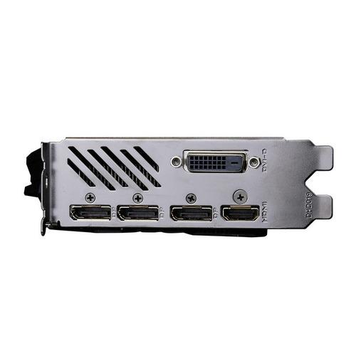 placa de video gigabyte pcie rx580 gaming 4gb smal lan