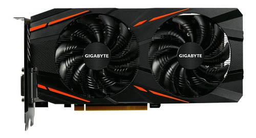 placa de video gigabyte rx 570 8gb ddr5