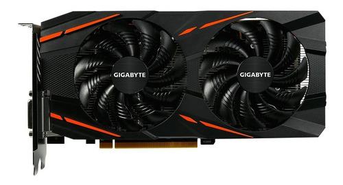 placa de video gigabyte rx 580 gaming gddr5 8g radeon