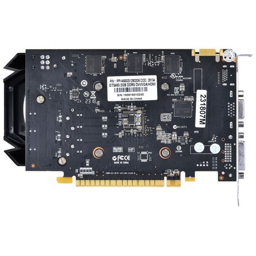 placa de video gts 450 2gb gddr5 128 bits geforce oferta!