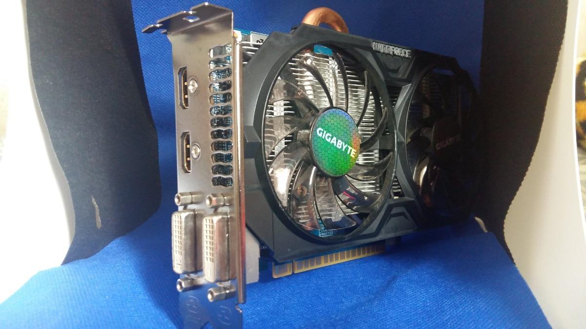 bce13217f Placa De Vídeo Gtx 750ti 2g Nvidia Gta V Roda Qualquer Jogo - R  439 ...