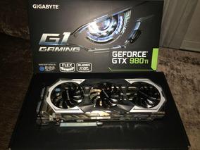 Gtx 980 Ti G1 Gaming Usada - Placas de Vídeo NVIDIA PCI