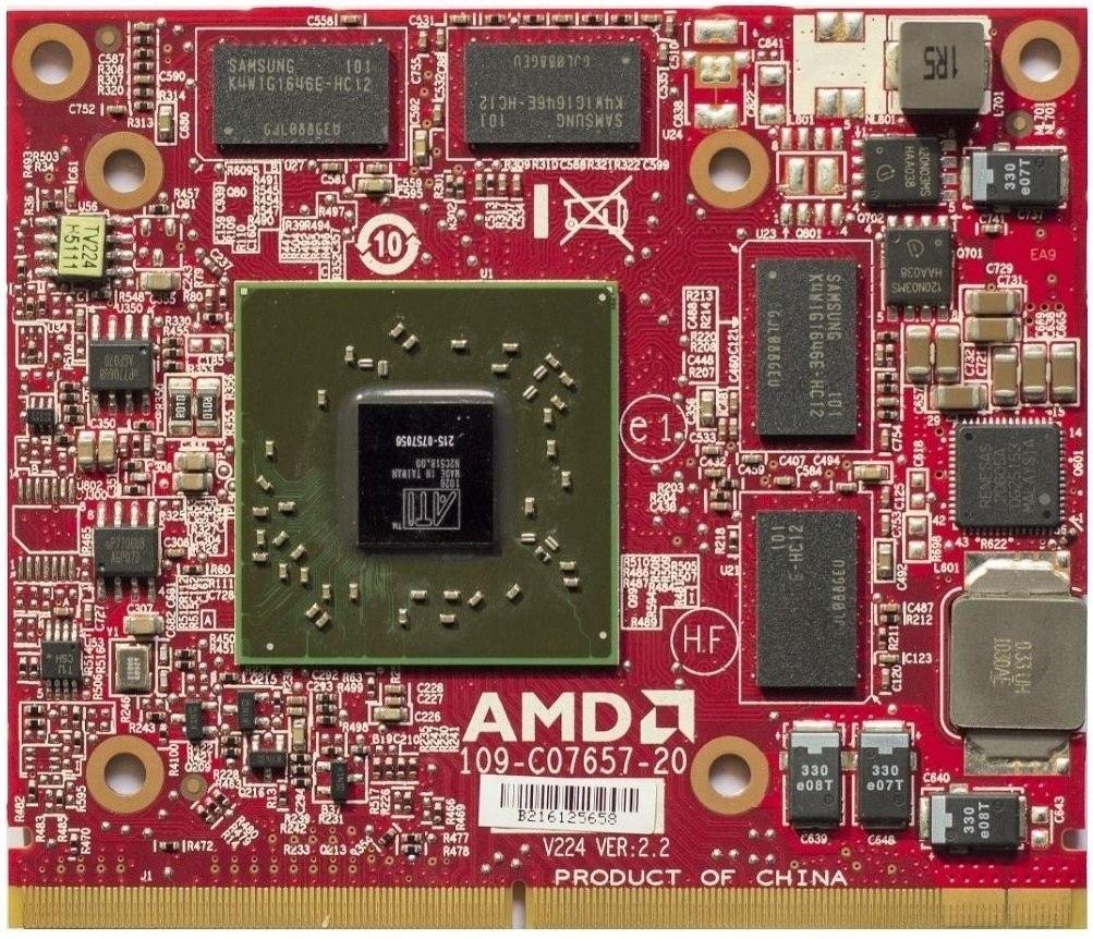 RADEON HD 6740M DRIVERS WINDOWS XP