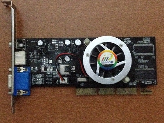 GEFORCE MX4000 AGP WINDOWS XP DRIVER