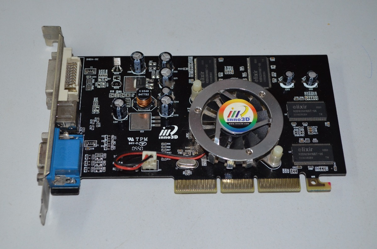 INNO3D FX5200-8X DRIVER FOR WINDOWS 10