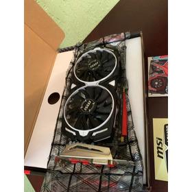 Placa De Video Msi Radeon Rx 570 Armor 4gb Oc Edition