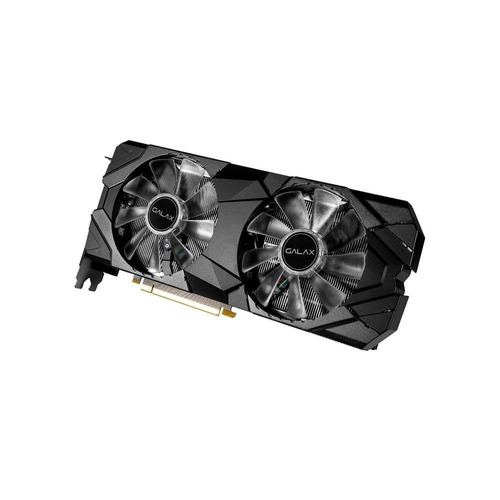 placa de video nv rtx2080 8gb ex gamer 1click oc v2 g6 galax