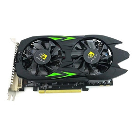 Placa De Vídeo Nvidia Dex Geforce 500 Series Gtx 550 Ti Gt-550ti 1gb