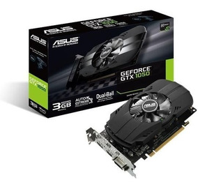 Placa De Vídeo Nvidia Geforce Gtx 1050 3gb Gddr5 Asus