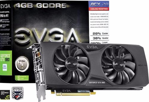 placa de video nvidia geforce gtx 980 4gb acx 2.0