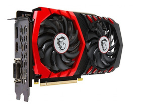 Placa De Video Nvidia Msi Gforce Gtx 1050ti Gaming X 4gb
