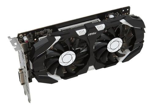 placa de video nvidia msi gtx 1050 ti 4gt oc edition 4gb