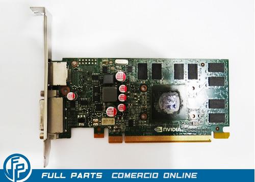 placa de video nvidia quadro 600 1gb ddr3 5yghk - sem cooler
