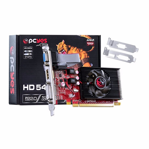 placa de vídeo para pc ati radeon hd5450 1gb ddr3 oferta!!!
