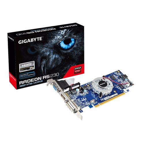 placa de vídeo para pc gigabyte r5 230 1gb ddr3 oferta