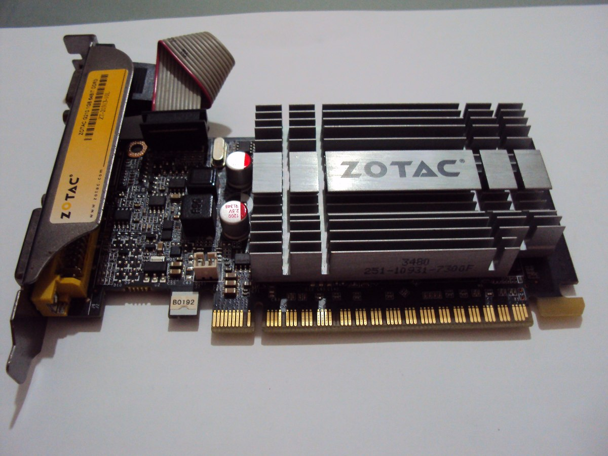 ZOTAC 210 1GB DDR3 WINDOWS 10 DRIVERS