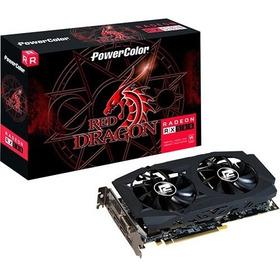 Placa De Video Power Color Rx 580 Red Dragon 8gb Gddr5 256bi