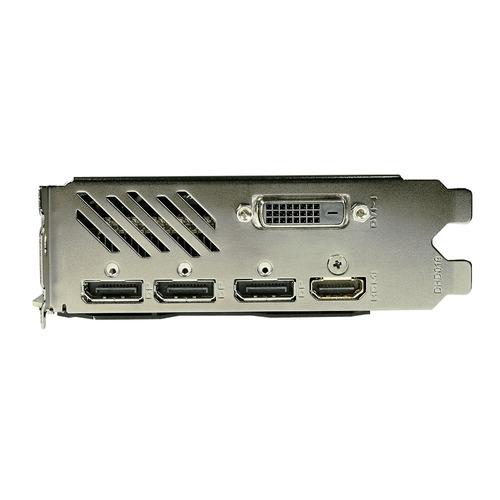 placa de vídeo rx 570 4gb gddr5 - gigabyte 12x sem juros